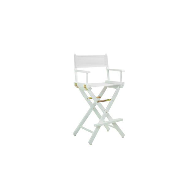 White Director Chair