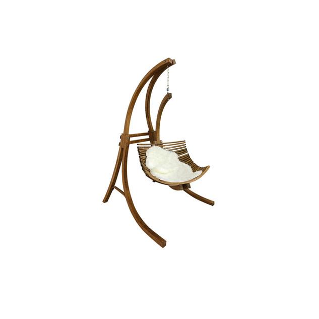 Legno Swing Chair