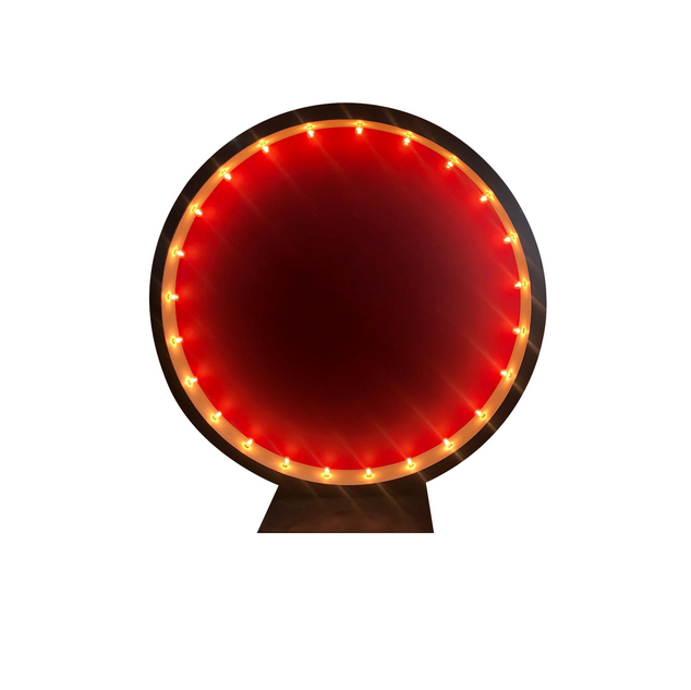 Light Circle with Backing
