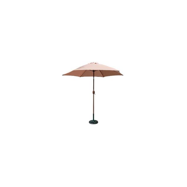 Taupe Market Umbrella