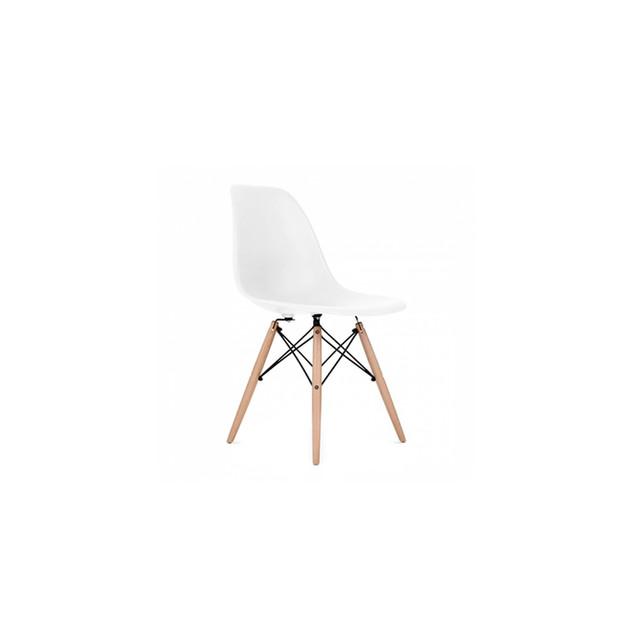Eames White Chairjpg