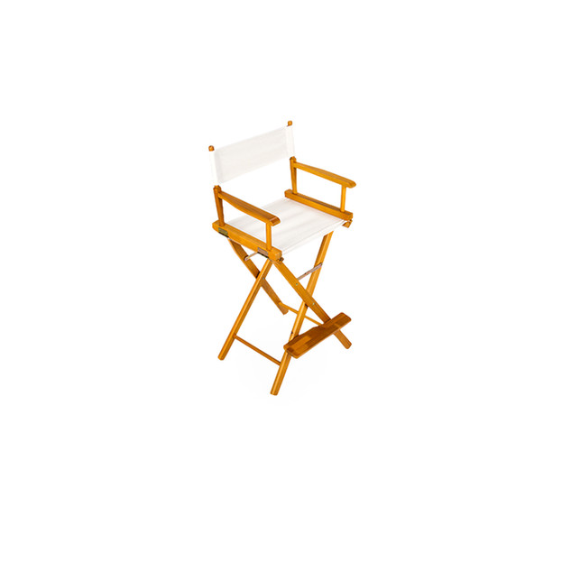 Natural Director Chair