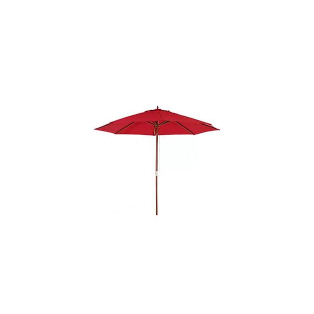 Red Market Umbrella