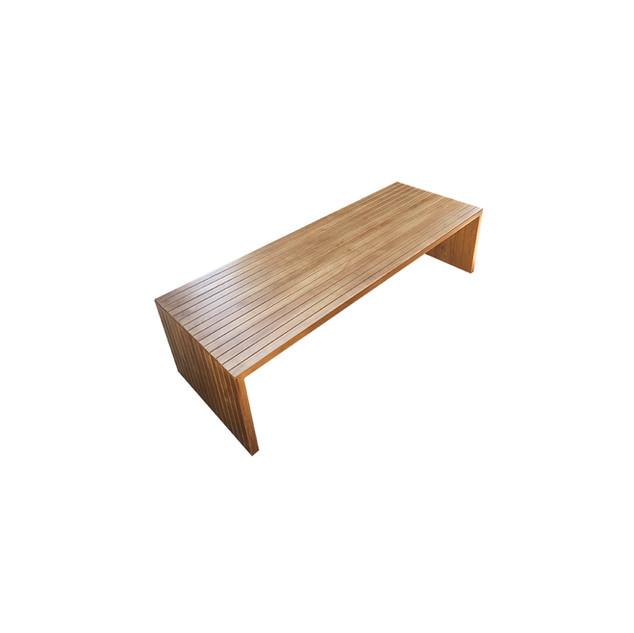 Legno Long Coffee Table