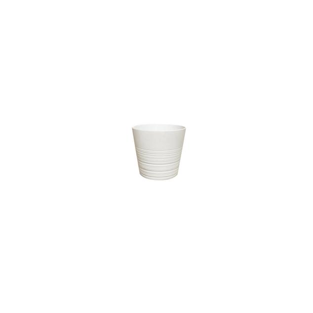 White Table Vase