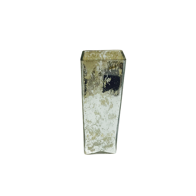 Mercury Square Vase