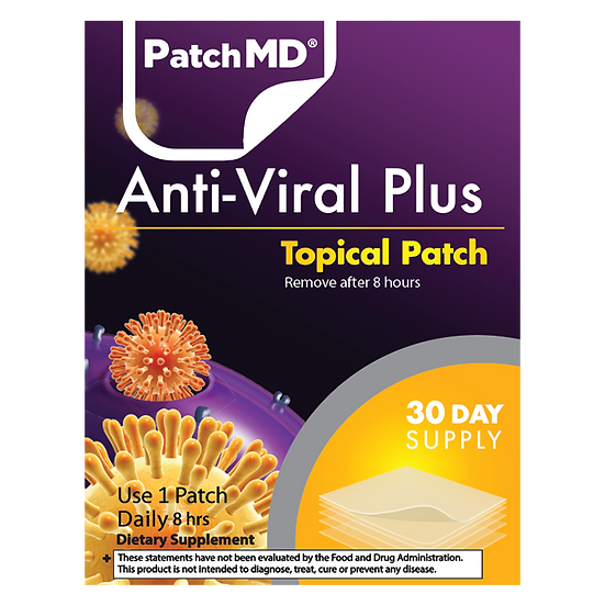 Anti-Viral Patch