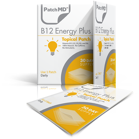 B12 Energy Patch