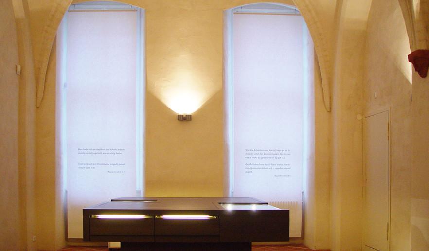 735 Jahre Kloster Neuzelle im ehemaligen Zisterzienserkloster Neuzelle