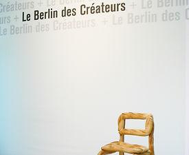 Le Berlin des Créateurs | tecton Ausstellungsdesign
