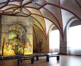 Heiliges Grab Neuzelle | tecton Ausstellungsdesign