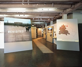 Revisited | tecton Ausstellungsdesign