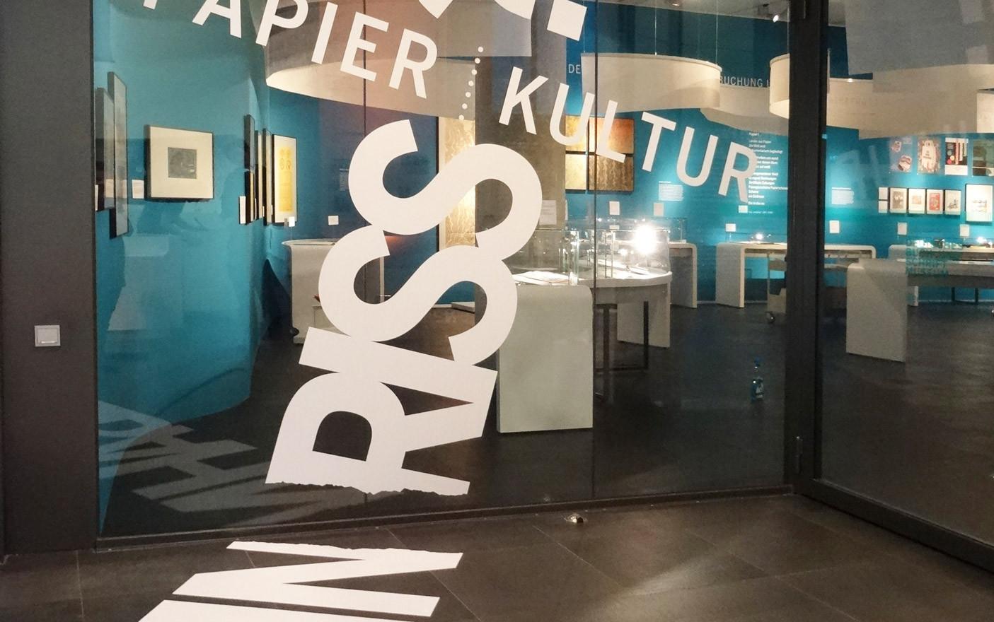 Bahnriss?! Papier | Kultur