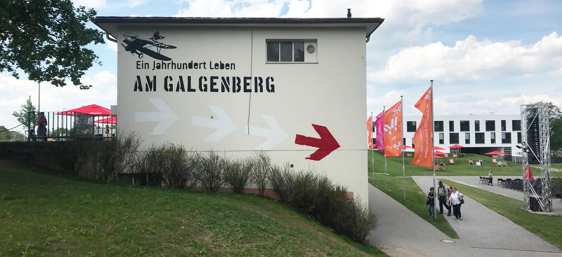 Ein Jahrhundert Leben am Galgenberg