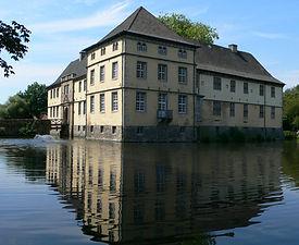 Wasserschloss Strünkede | tecton Ausstellungsdesign