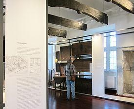 Schloss Strünkede | tecton Ausstellungsdesign