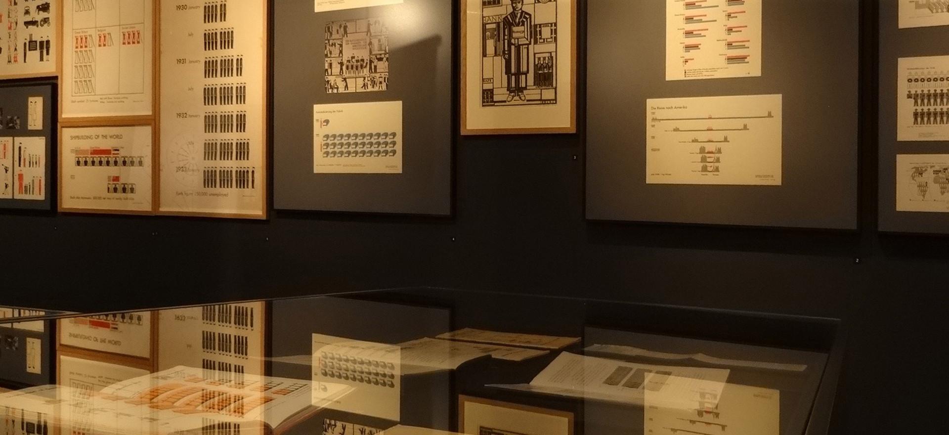 Bildfabriken. Infografik 1920 - 1945