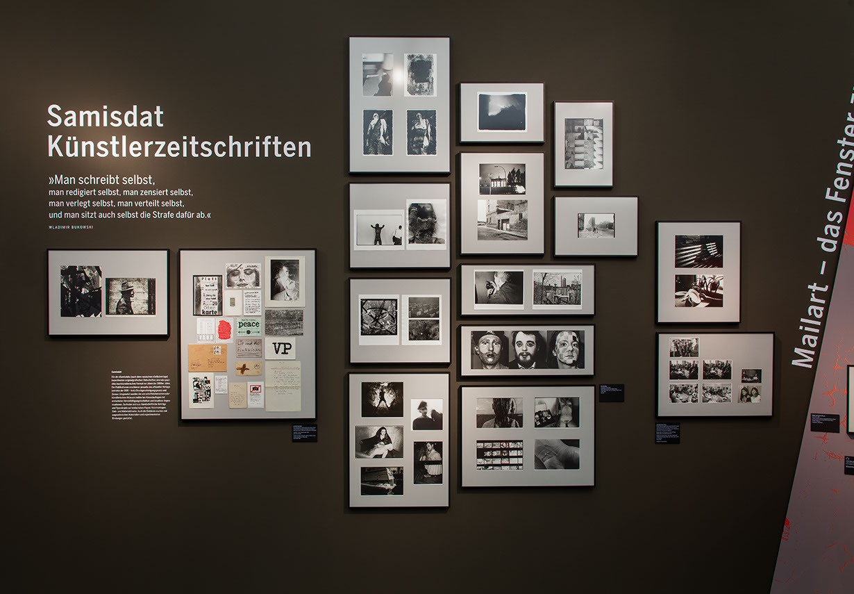 Störenfriede. Kunst und Protest und das Ende der DDR