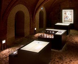 Klostermuseum Stiftung Stift Neuzelle | tecton Ausstellungsdesign