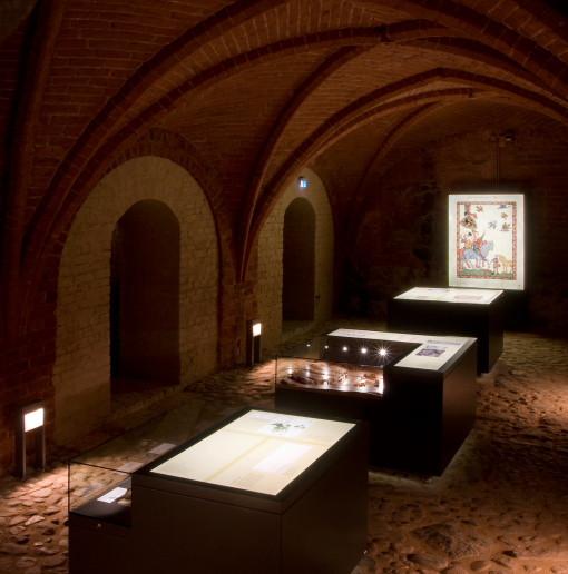Klostermuseum 2. Bauphase