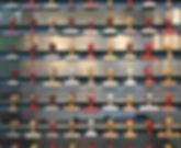 Notaufnahmelager Marienfeld | tecton Ausstellungsdesign