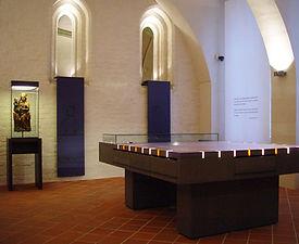 735 Jahre Kloster Neuzelle | tecton Ausstellungsdesign