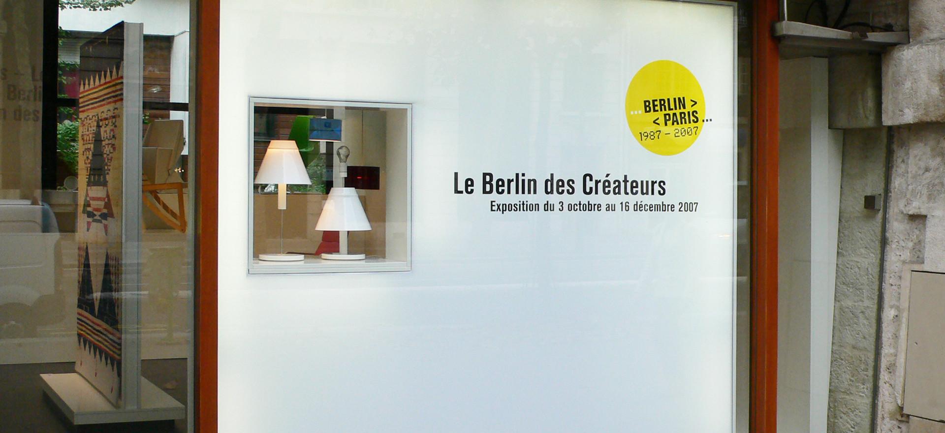 Le Berlin des Créateurs