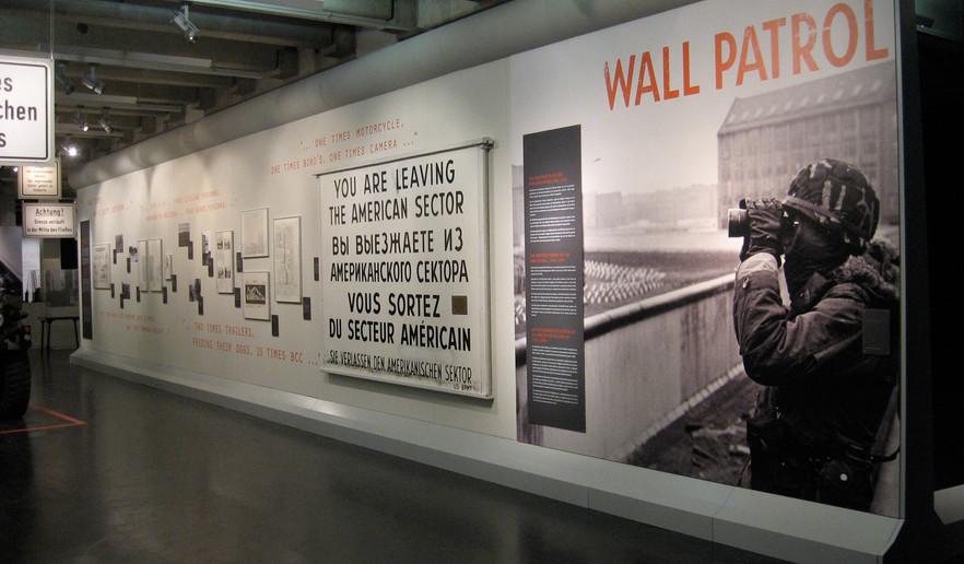 Wall Patrol