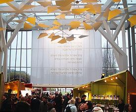 Jüdisches Museum Berlin | tecton Ausstellungsdesign