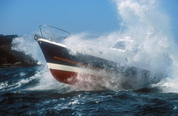 Seaward 35 takes on the elements