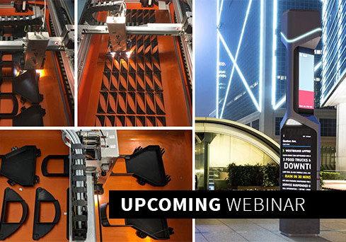 WEBINAR: Integrated 3D Printing Into Your Traditional Manufacturing Process