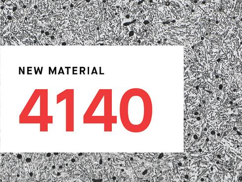 Desktop Metal Releases 4140