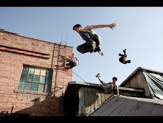 Parkour Free Running Roles