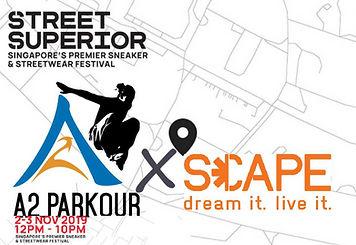 Street Superior Parkour