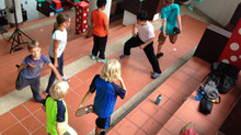 A2 Kids Parkour Classes