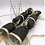 Thumbnail: Gold Glitter Crackers - Wedding anniversaries, birthdays, Christmas