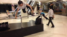 A2 movement Singapore parkour