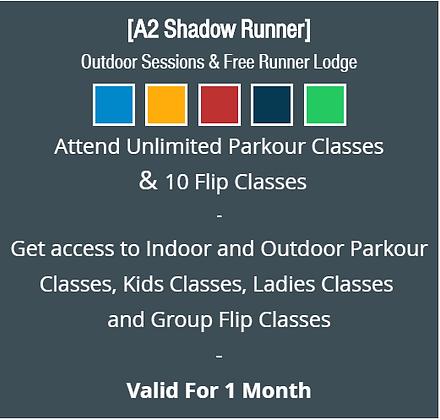 A2 Shadow Runner