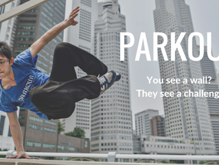 Five Reasons Why You Should Try Parkour At Least Once In Your Life