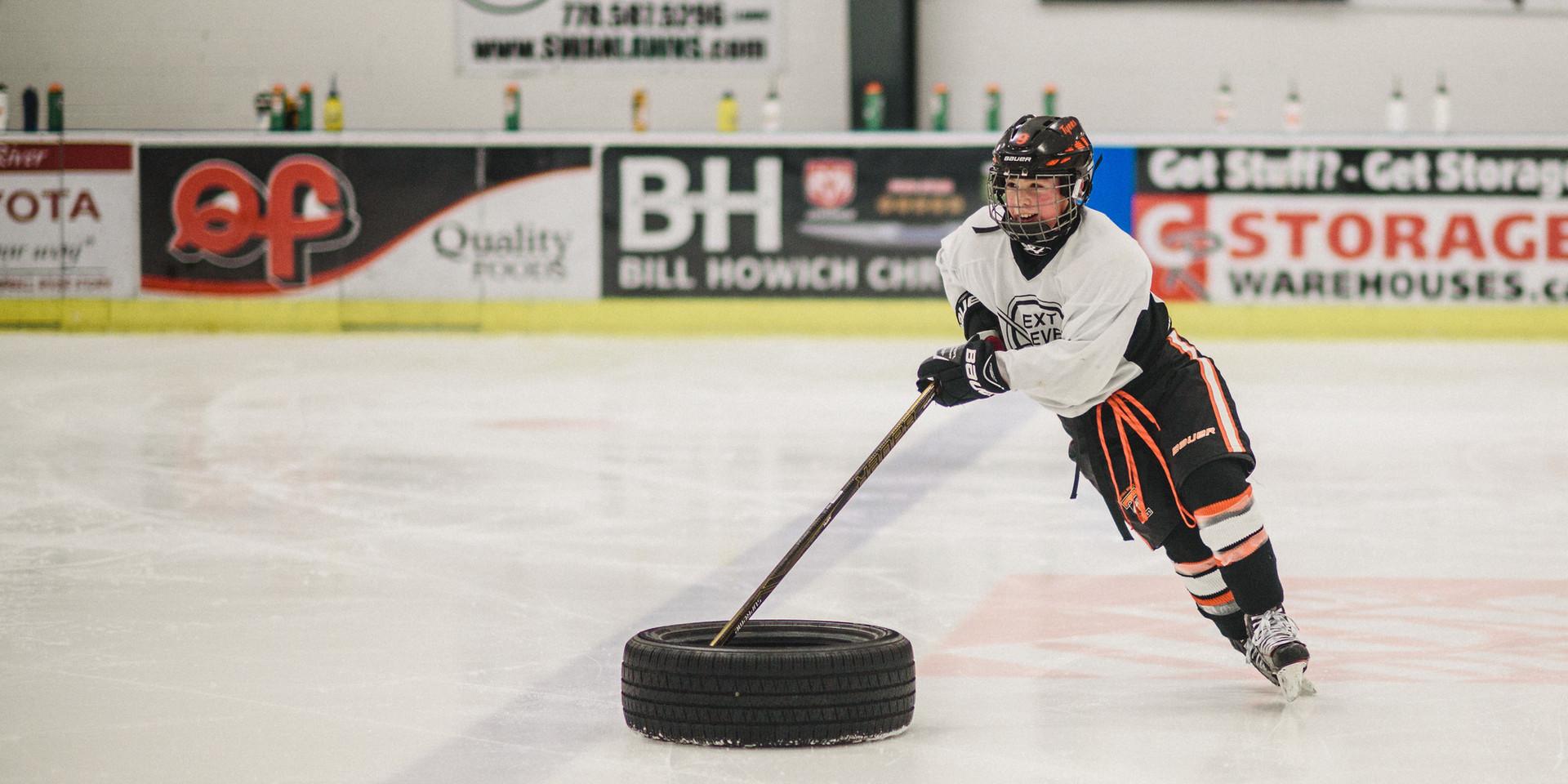 vancouver island hockey skills