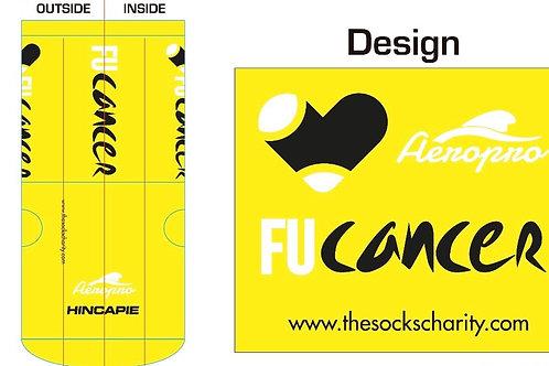 Tour de France FU Cancer Socks!