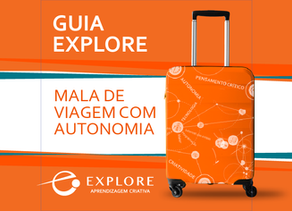 GUIA EXPLORE - Mala de Férias com Autonomia [E-book]