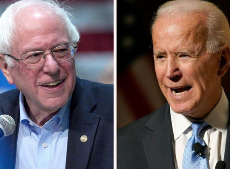 LGBTQ Rights: Biden V Sanders