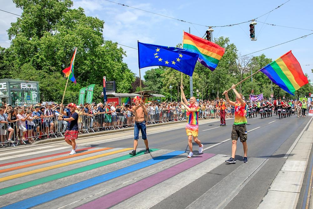 Credit: Vienna Pride