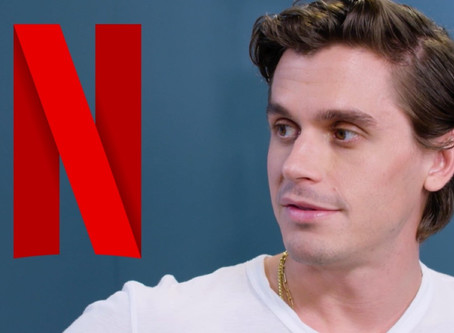 Netflix Rom Com Based On Queer Eye's Antoni Porowski in Production
