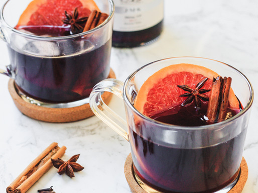 Spiced Citrus Mulled Wine