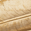 Thumbnail: LARGE GOLD FEATHER SHAPED DISH