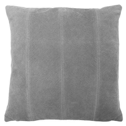 GREY HERRINGBONE CUSHION