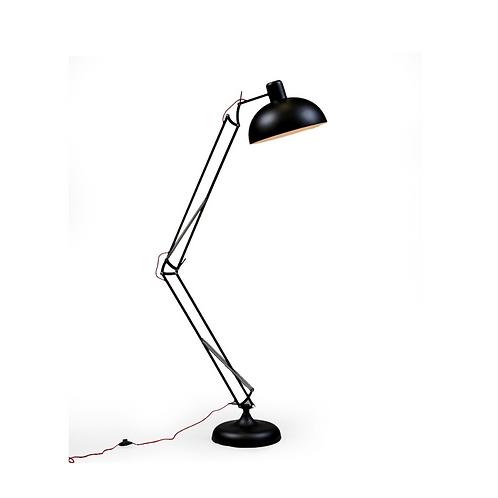 BLACK DESK STYLE FLOOR LAMP