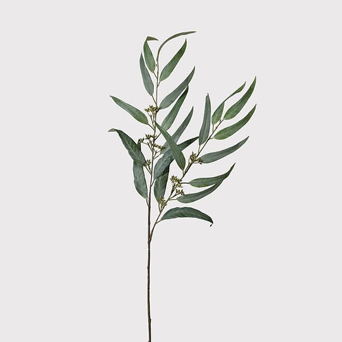 GREEN WILLOW EUCALYPTUS SPRAY
